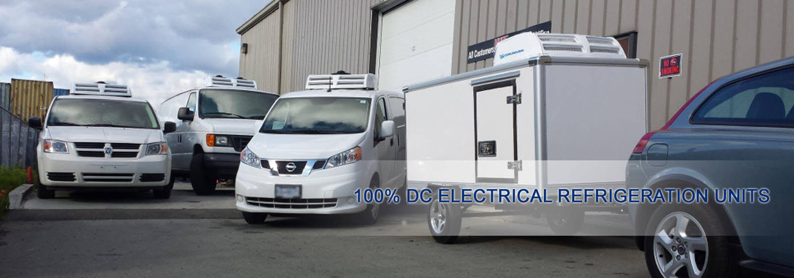 100%-DC-electrical-refrigeration-units