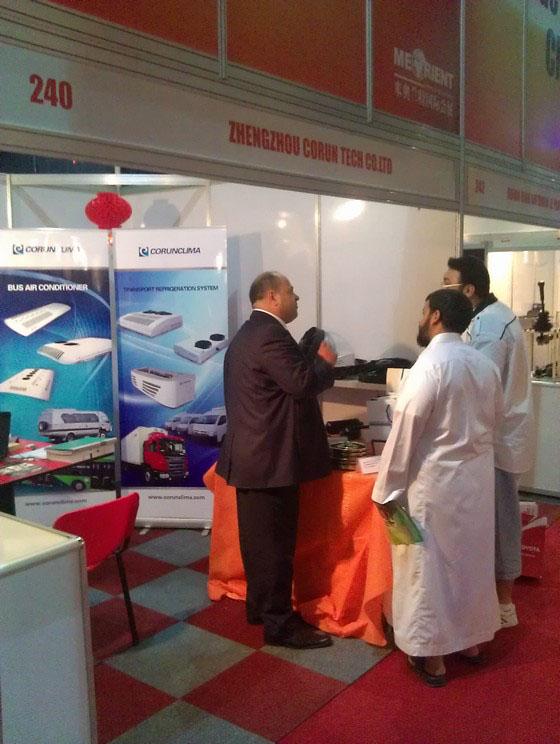 Corunclima Saudi Arabia Autoshow Expo
