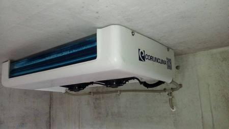 Corunclima engine driven transport refrigeration unit V300F