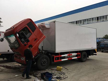 Corunclima engine driven transport refrigeration unit V750F