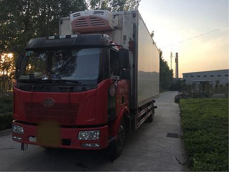Corunclima engine driven transport refrigeration unit V650F