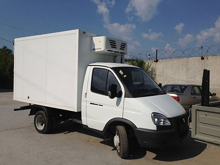 Corunclima engine driven transport refrigeration unit V300F