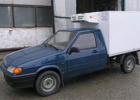 Corunclima engine driven transport refrigeration unit V150F