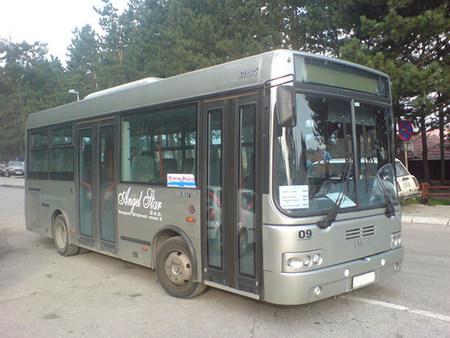 Corunclima bus air conditioner AC32