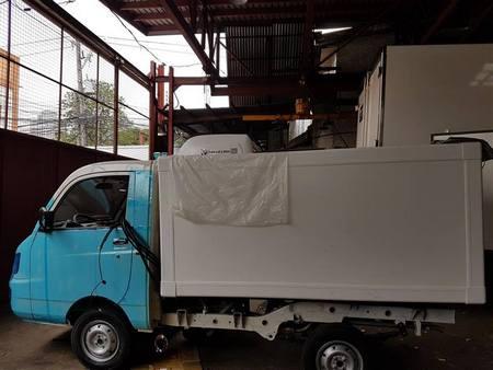 Corunclima engine driven transport refrigeration unit V350T