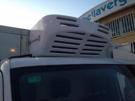 Corunclima engine driven transport refrigeration unit V550F