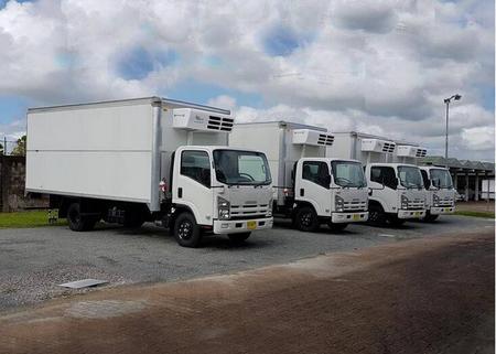Corunclima built-in standby transport refrigeration unit V650FE