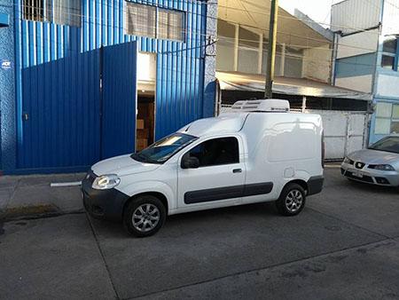 Corunclima electric transport refrigeration unit C300TB