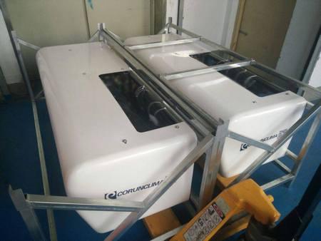 Corunclima integrated standby truck refrigeration unit V650FE