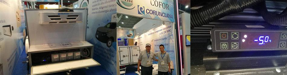 Corunclima Van Transport Refrigeration Unit C150TB