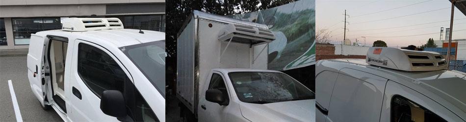 Corunclima Transport Refrigeration Unit C150TB