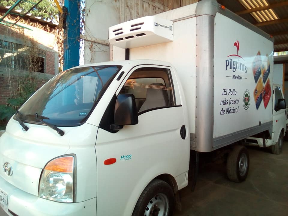 Corunclima Transport Refrigeration Unit