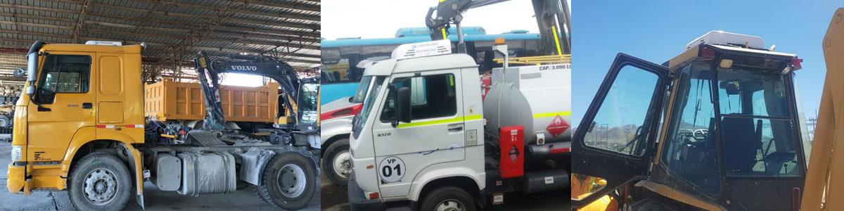 Corunclima Electric Transport Refrigeration Unit & Air Conditioner for Truck/Bus/Van