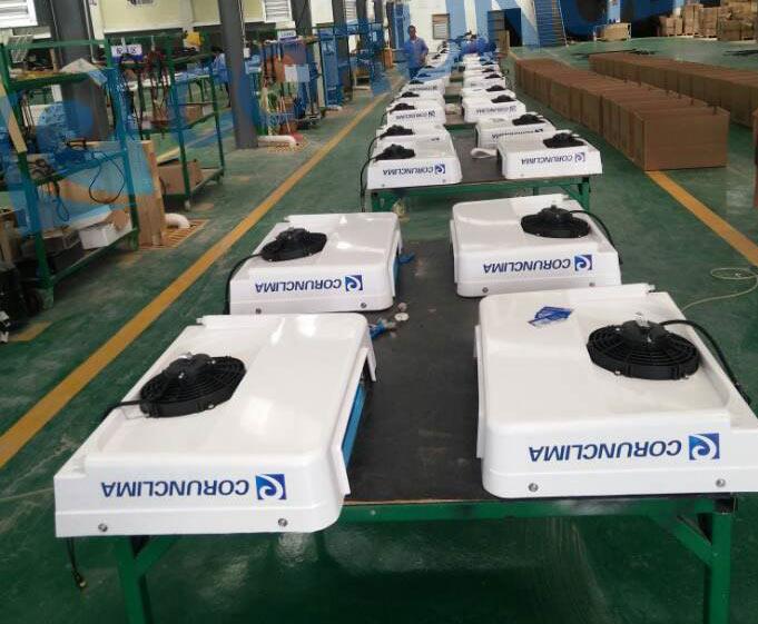electric van refrigeration unit C150TB