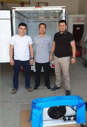 Corunclima Provides Training to Uzbekistan Client